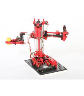 Robot de 3 ejes con pinza 9V