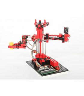 Robot de 3 ejes con pinza 24V
