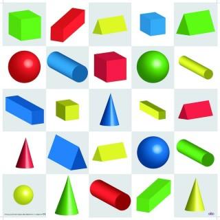 Tapete formas geométricas...
