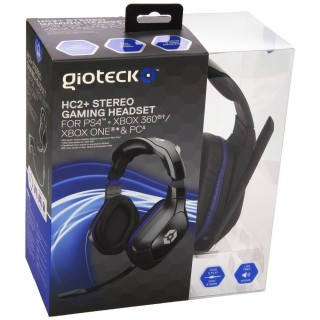 GIOTECK HC2+ STEREO GAMING...